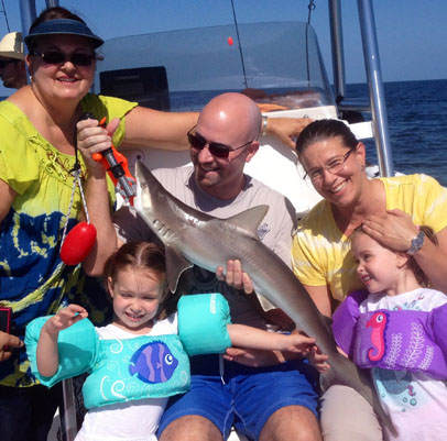 Fun Family Fishing Trips